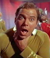 On Planet Shatner, there's no such thing as over acting.