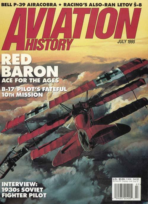 Aviation History July 1995