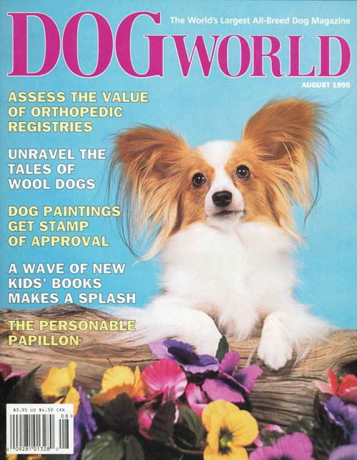 Dog World August 1995