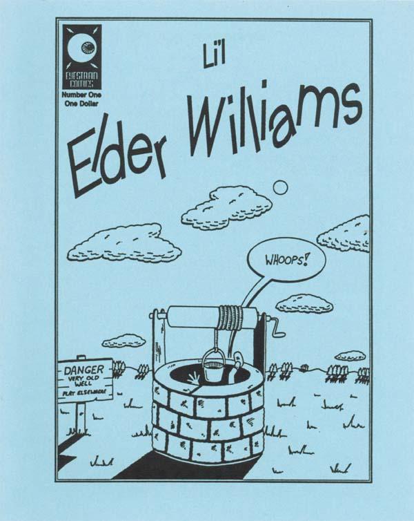 Li'l Elder Williams #1, Eyestrain Comics, 1995