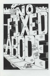 No Fixed Abode: The Squalids Book One, Eyestrain Comics, 1994