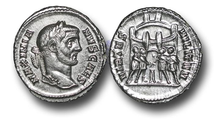 The argentus was a short-lived return to form for Roman silver.