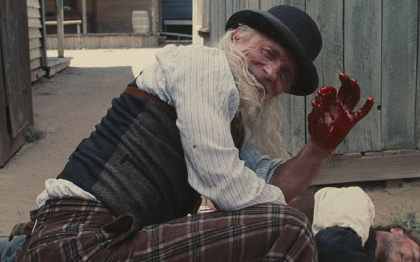 Sweetwater gets honourable mention for being the most nihilistic western of the year. NB: This one was shot, with a cast of names, for only seven million. It probably didn't make its money back either.