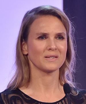 Who are you and what have you done with Renée Zellweger?